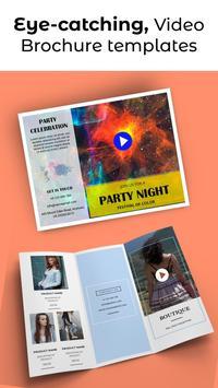 Video Brochure Maker - Video Marketing Templates screenshot 1