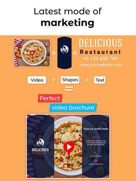 Video Brochure Maker - Video Marketing Templates screenshot 15