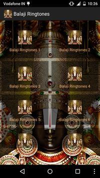 Balaji Ringtones screenshot 1