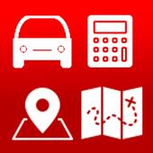 EV Trip Optimizer for Tesla icon