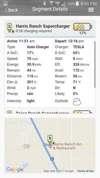 EV Trip Optimizer for Tesla screenshot 3