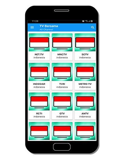 TV Indonesia All Channel - TV Online Bersama for Android