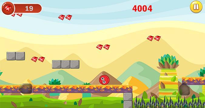 Super Red Ball screenshot 1