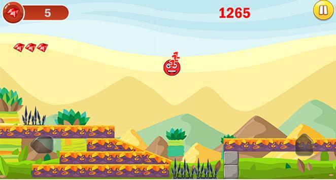 Super Red Ball screenshot 2