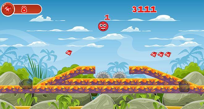 Super Red Ball screenshot 3