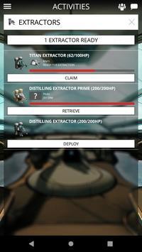 Warframe ảnh chụp màn hình 3