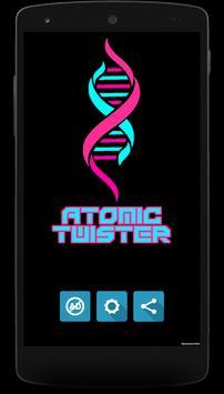 Atomic Twister Poster