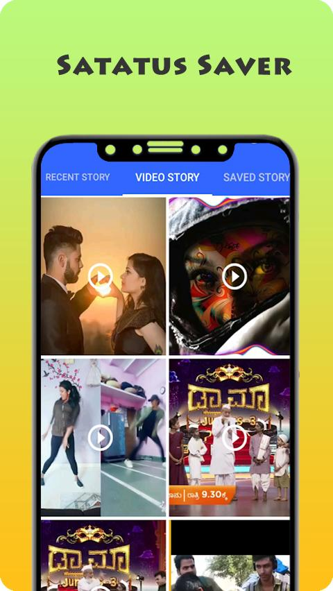 Status Downloader For Whatsapp Story Saver For Android