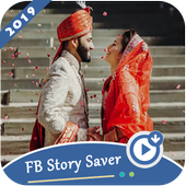 Video Story Saver for Facebook - Image and Video icon