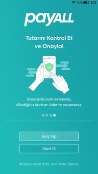 PayALL imagem de tela 2