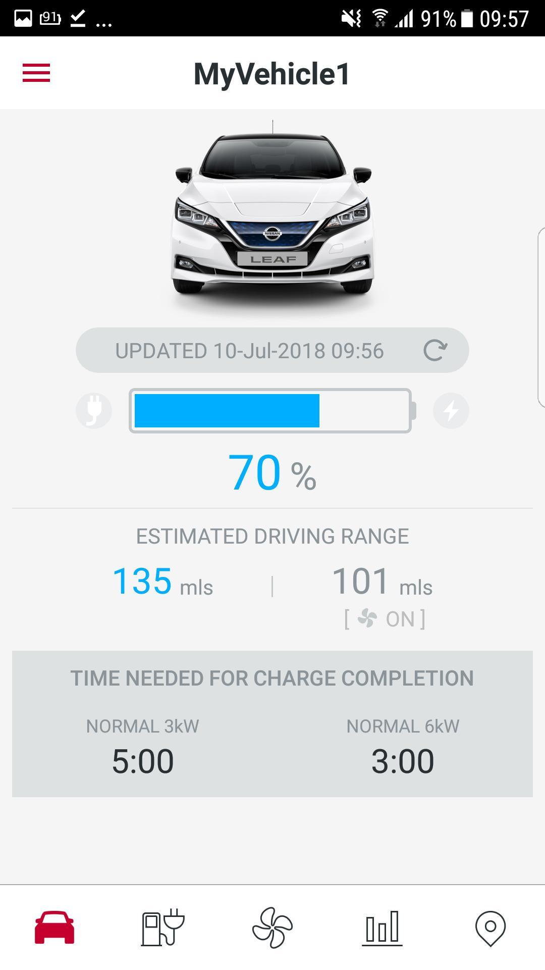NissanConnect EV for Android - APK Download