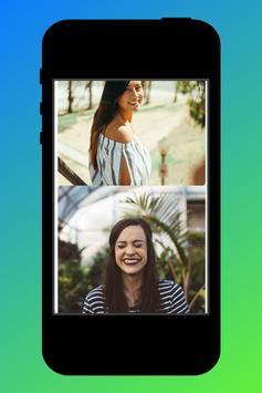 LetsMeet: Meet random strangers in Video chat screenshot 1