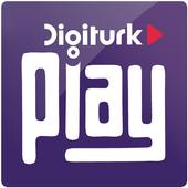 Digiturk Play simgesi