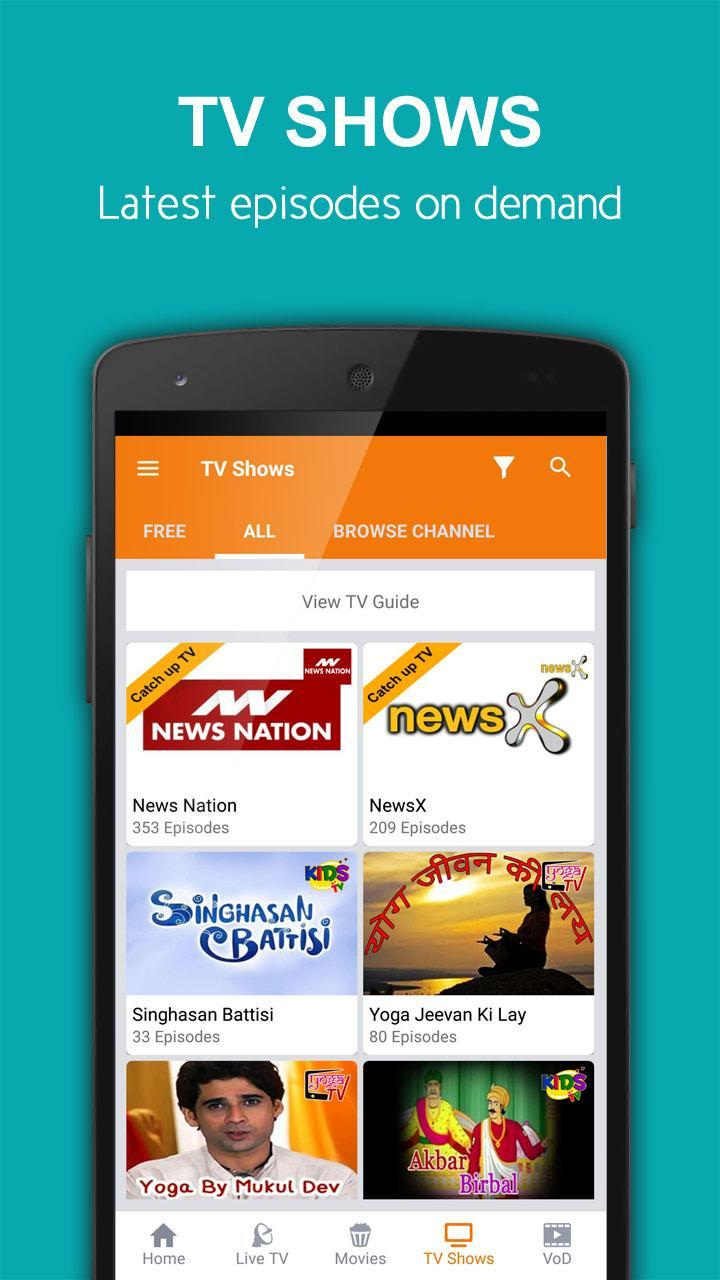 nexGTv SD for Android - APK Download