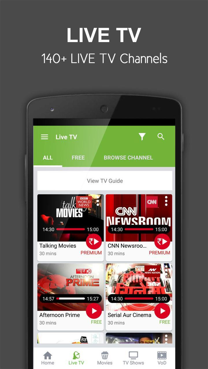 Entertainment TV for Android - APK Download