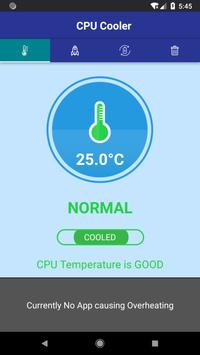 Speed Booster and Cooling Master screenshot 2