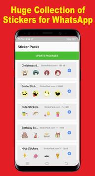 StickoPack - Stickers for WhatsApp(Auto Update) poster