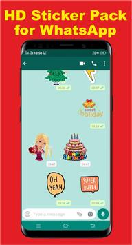 StickoPack - Stickers for WhatsApp(Auto Update) screenshot 2