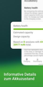 AccuBattery - Akku & Batterie Screenshot 2