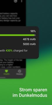 AccuBattery - Akku & Batterie Screenshot 3