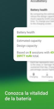 AccuBattery - Batería captura de pantalla 2