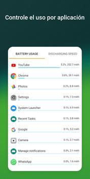 AccuBattery - Batería captura de pantalla 4