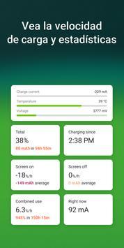 AccuBattery - Batería captura de pantalla 5