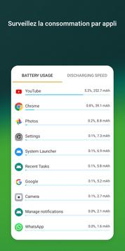 AccuBattery - Batterie capture d'écran 4