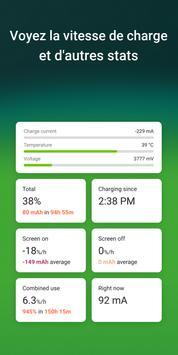 AccuBattery - Batterie capture d'écran 5