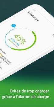 AccuBattery - Batterie capture d'écran 1