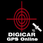 Digicar GPS Online icon