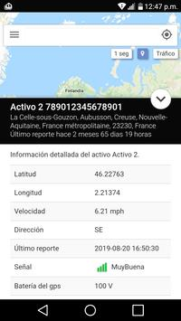 Digicar GPS Online screenshot 4