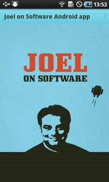 Joel on Software - Android App poster