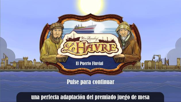 Le Havre: El Puerto Fluvial captura de pantalla 1