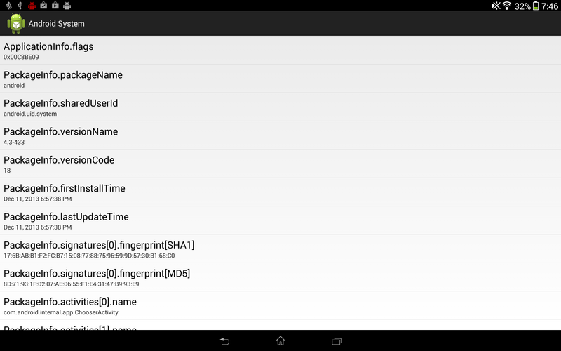 Installed Package Viewer APK 1 0 1 Download for Android