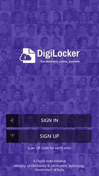 DigiLocker poster