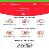 Digital India AEPS icon