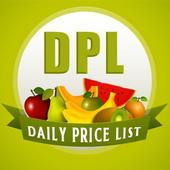 Daily Price List icon