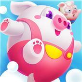猪来了 图标