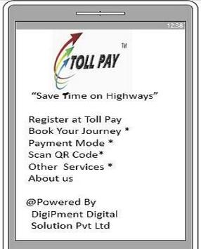 Toll Pay poster