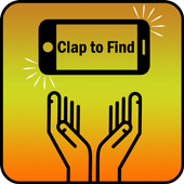 Clap To Find My Self Phone(Clapping to find phone) icon