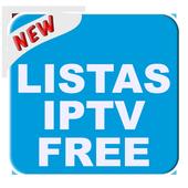 Listas IPTV Free icon