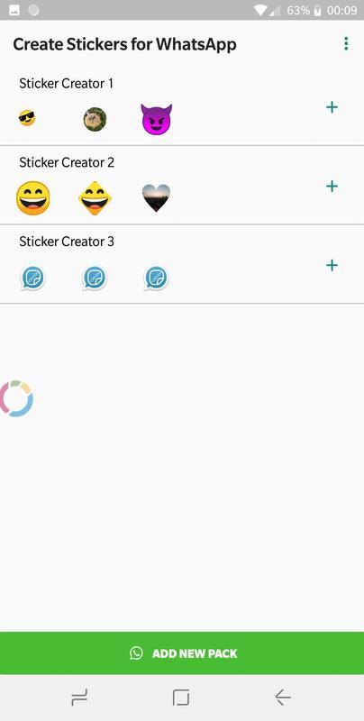 create sticker for whatsapp
