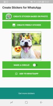 Create Stickers for WhatsApp स्क्रीनशॉट 3