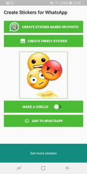 Create Stickers for WhatsApp स्क्रीनशॉट 6