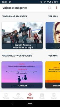 Verbos en Inglés screenshot 2