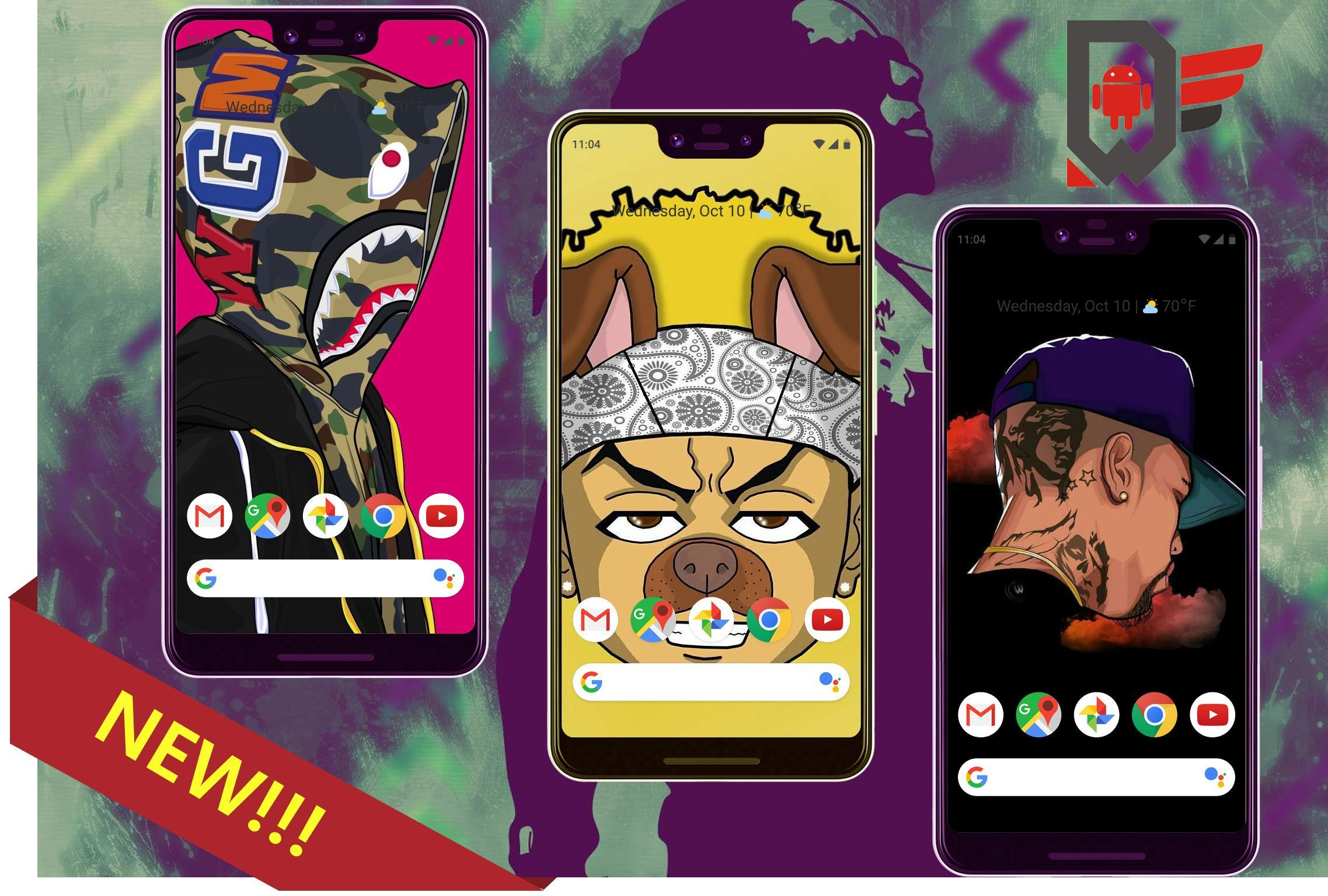 Dope Cartoon Wallpaper Hd For Android Apk Download