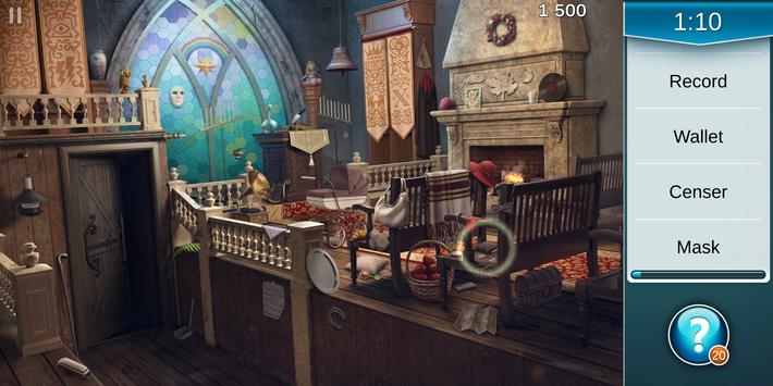 Detective Story: Jack's Case - Hidden objects screenshot 7