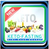 Keto Fasting Diet App (Keto-fastosis) icon