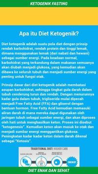 Keto Fasting Diet App (Keto-fastosis) screenshot 4